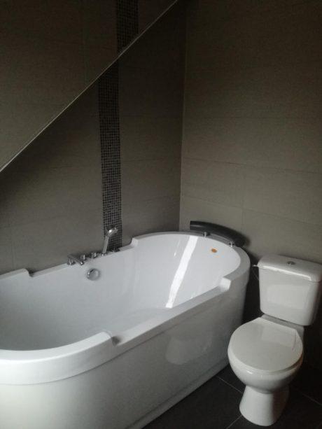 SDProjects BVBA - Badkamer renovatie - Voor